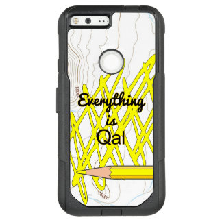 Everything is Quaternary Alluvium OtterBox Commuter Google Pixel XL Case