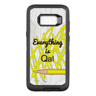 Everything is Quaternary Alluvium OtterBox Defender Samsung Galaxy S8+ Case