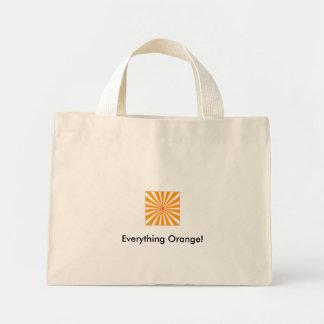 Everything Orange Tote Tote Bags