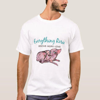 Everything Rosie Basic Mens T-shirt