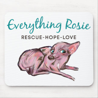 Everything Rosie Mouse Mat