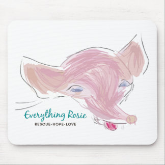 Everything Rosie Mouse Pad
