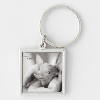 Everything Rosie Photo Keychain