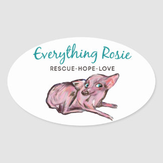Everything Rosie Stickers