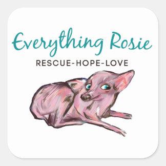 Everything Rosie Stickers