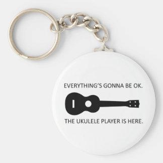 Everything s Gonna Be OK Keychains