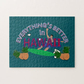 Everything's Better in Hawaii Puzzle