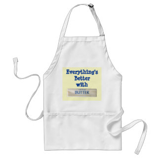 """""""Everything's Better with Butter"""" Apron"""