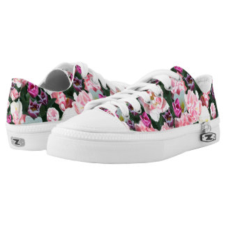 Everything's coming up tulips low tops