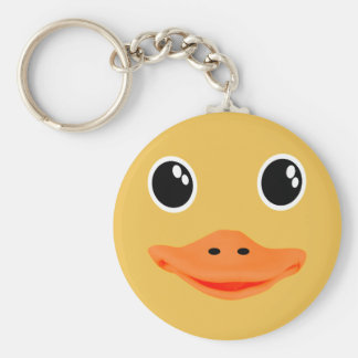 Everything's Ducky Baby Duck Key Chain