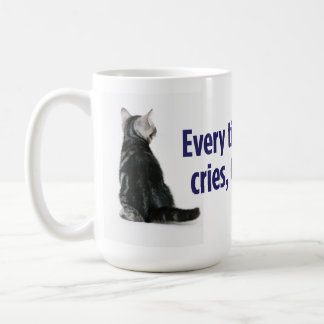 Everytime John Boehner Cries Mug