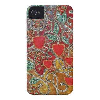 """""""Eve's Apples"""" - iPhone 4 Barely There ID/CC iPhone 4 Case"""