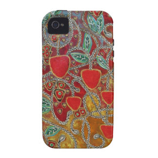 """""""Eve's Apples"""" painting - iPhone 4 Case-Mate Tough Case-Mate iPhone 4 Cases"""