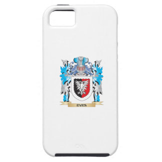 Eves Coat of Arms - Family Crest iPhone 5 Cases