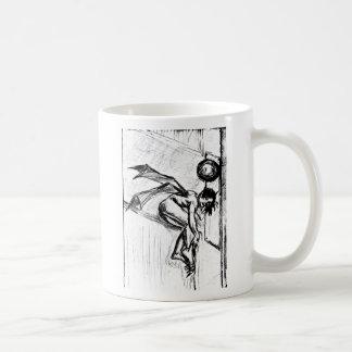evesdropper faery scanned2blk basic white mug