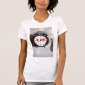 evil alarm clock T-Shirt