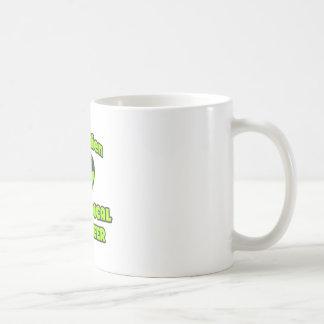 Evil Alien Biomedical Engineer Coffee Mugs