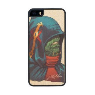 Evil Alien Diplomat Art by Al Rio iPhone 6 Plus Case