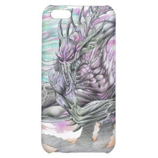 Evil Alien Monster Futuristic Sci-Fi by Al Rio Case For iPhone 5C