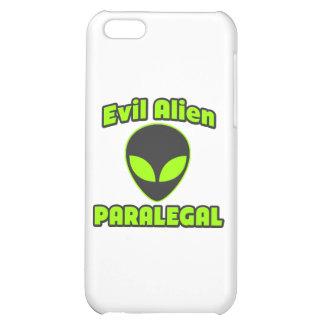 Evil Alien Paralegal Case For iPhone 5C