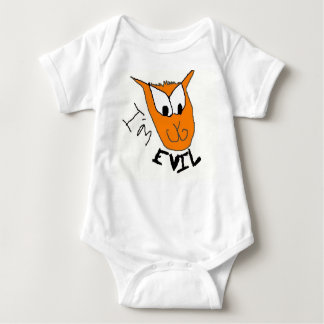 EVIL BABY BABY BODYSUIT