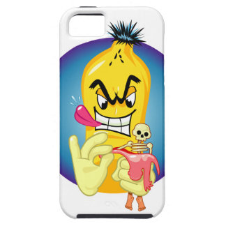 Evil Banana iphone 5 case