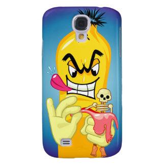 Evil Banana Peel Galaxy S4 Case