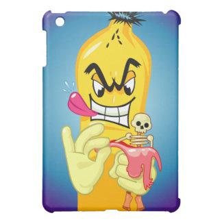 Evil Banana Peel iPad Mini Cases