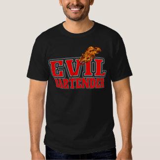 Evil Bartender Drinking Shirt