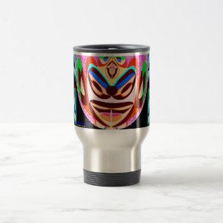 Evil Buster : EvilBuster Mascot Coffee Mugs