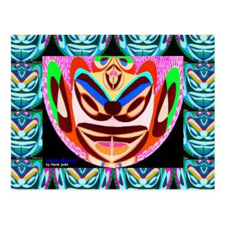 Evil Buster : EvilBuster Mascot Postcard