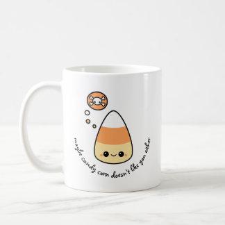 Evil Candy Corn Coffee Mug