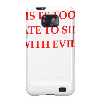 EVIL SAMSUNG GALAXY S2 COVERS