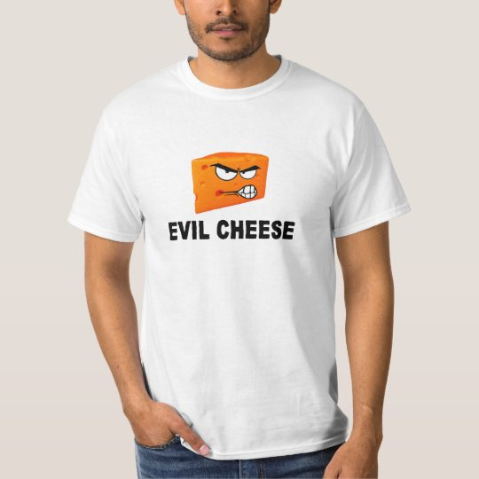 Evil Cheese Light T-Shirt