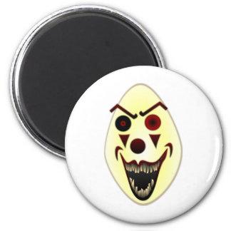 Evil Clown #2 Fridge Magnet