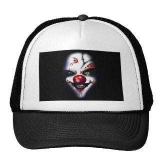 Evil Clown Trucker Hats