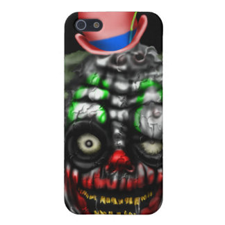 evil clown iPhone 5/5S case