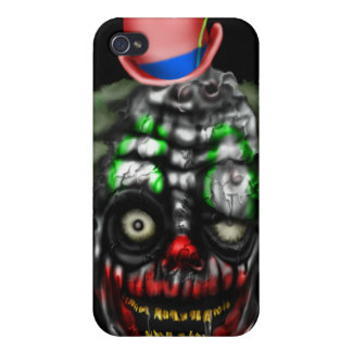 evil clown covers for iPhone 4