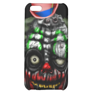 evil clown iPhone 5C cases