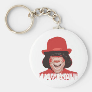 Evil Clown Key Chain