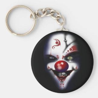 Evil Clown Key Chains