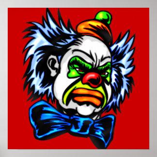 Evil Clown Murders Posters