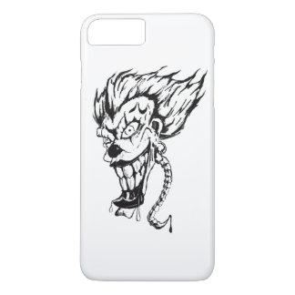 Evil clown phone case
