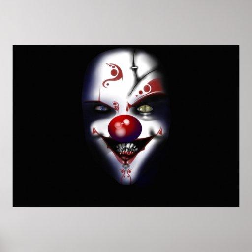 Evil Clown Posters