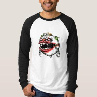 evil clown shirt