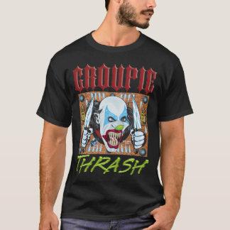 Evil Clown T Shirt - Rock Star Groupie