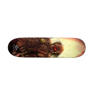 Evil Clown Ya te cargo el Payaso Skate Board