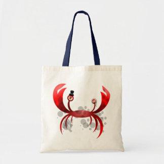 Evil Crab Tote Bag