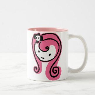 Evil Cute Girl Mug