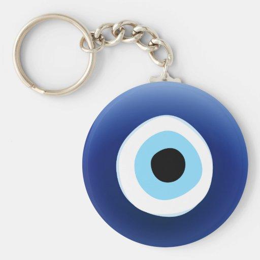 Evil Eye Amulet keychain